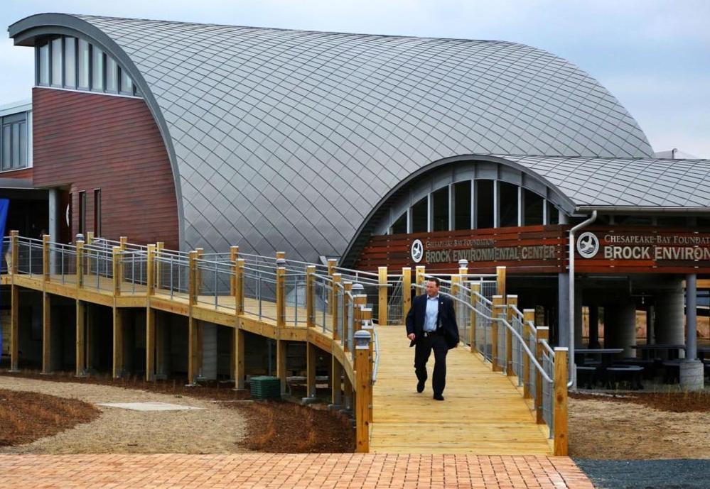 Brock environmental center 1