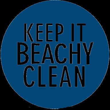 Beachy Clean badge