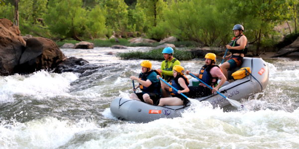 White water rafting RVA paddlesports Richmond Virginia 3