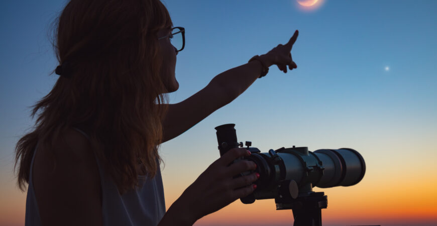 Stargazing Tour with The Nature Bus