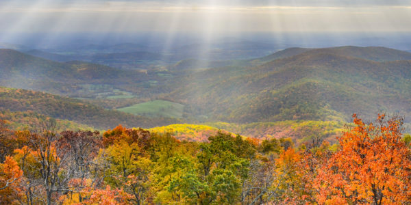 Fall Blue Ridge mountain tours 3