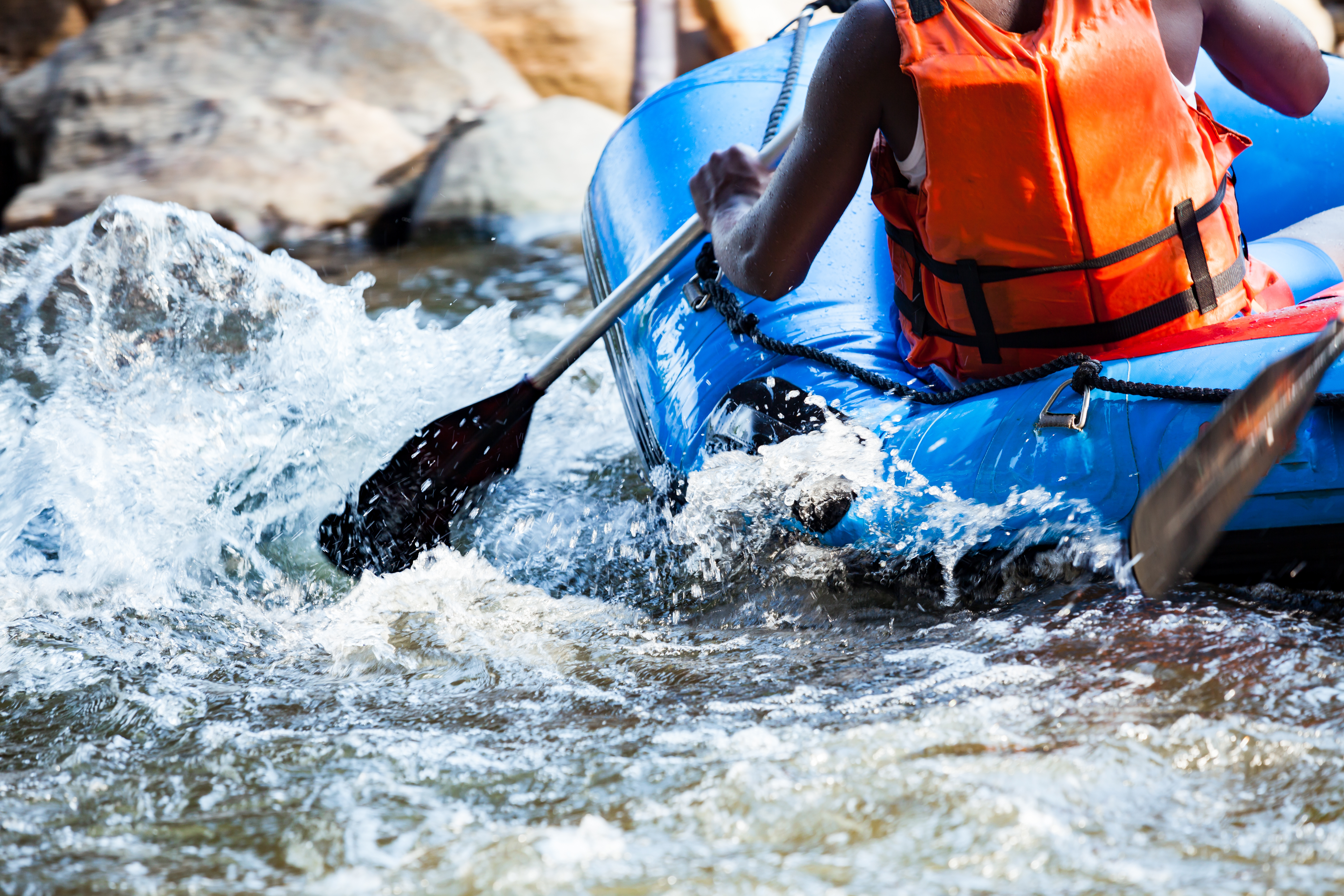 white water rafting in virginia