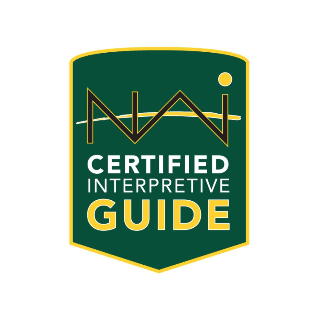 NAI certified interpretive guide
