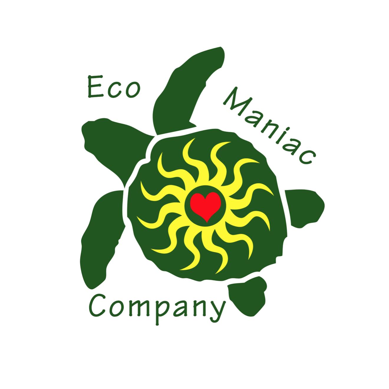 Eco maniac co logo