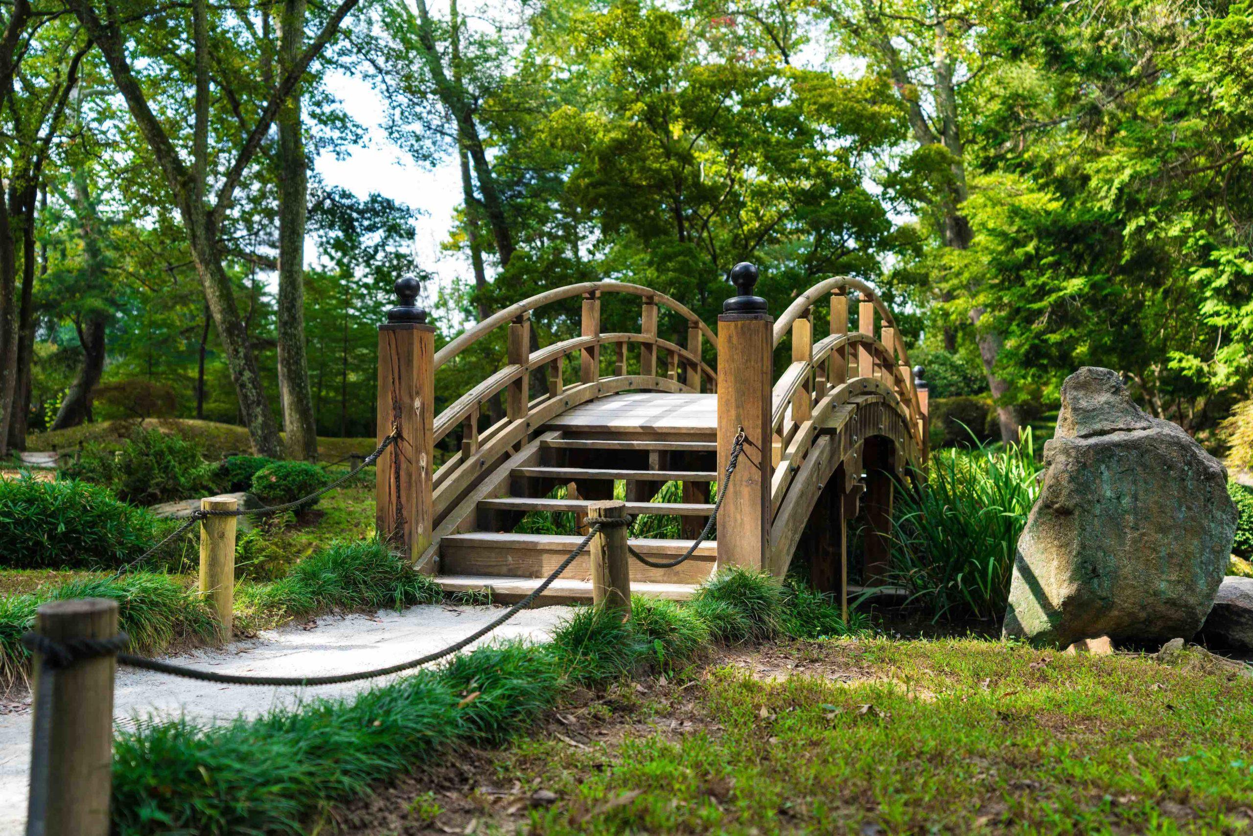 Garden Bridge Virginia