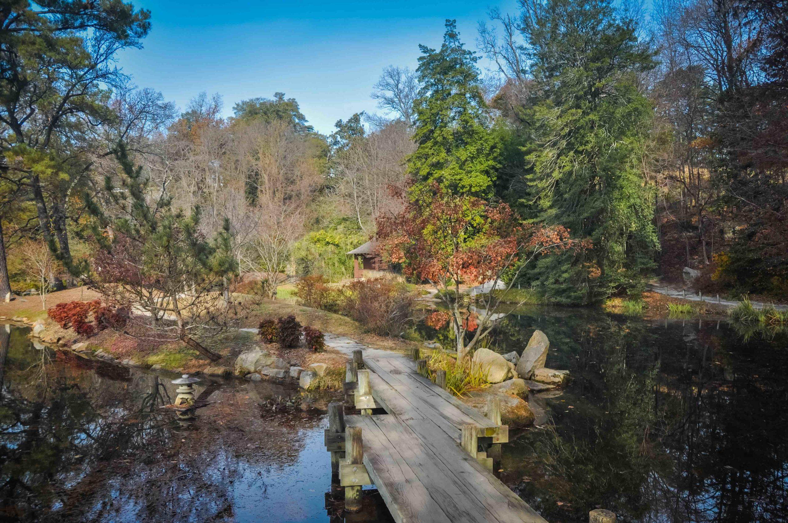 Gardens in Virginia