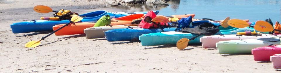 Kayaking on the Eastern Shore