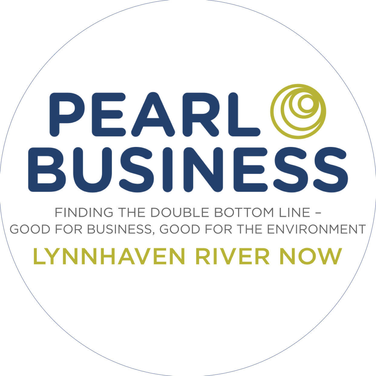 Pearl Business Lynnhaven river now logo
