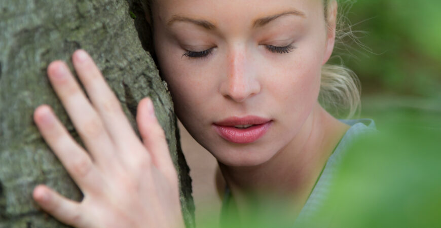 Connecting with Nature: Forest Meditation