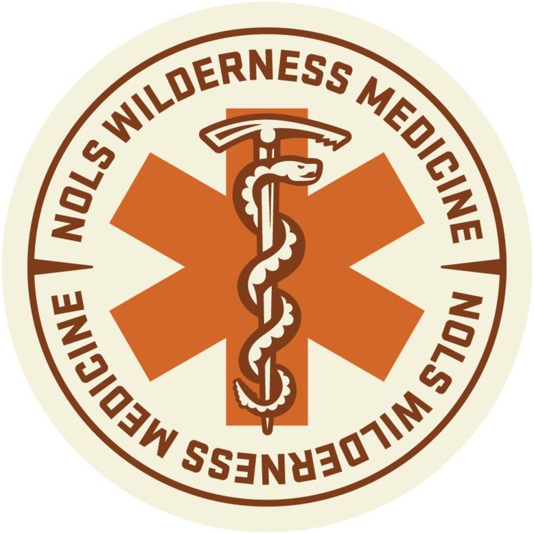 NOLS Wilderness medicine logo