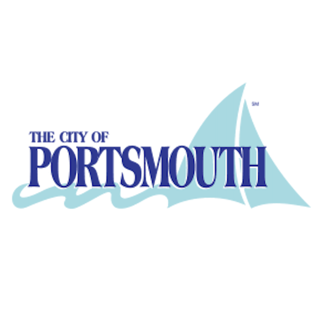 The City of Portsmouth logo